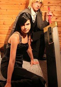 Cosplay-Cover: Tifa Abendkleid