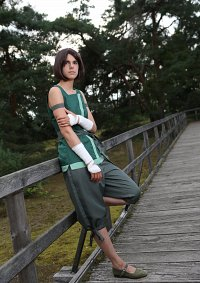 Cosplay-Cover: Korra (Version 2)