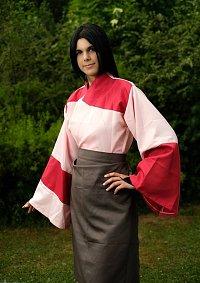 Cosplay-Cover: Sango (Kimono)
