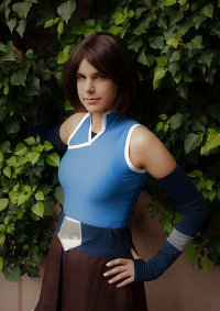 Cosplay-Cover: Korra (Version 3)