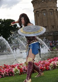 Cosplay-Cover: Wonder Woman