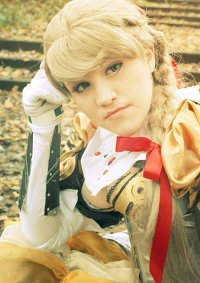 Cosplay-Cover: Princess Gabriella [unfertig]