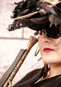 Cosplay-Cover: Pirat Queen