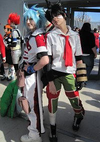 Cosplay-Cover: Shiroh
