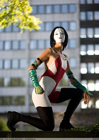 Cosplay-Cover: Kabuki