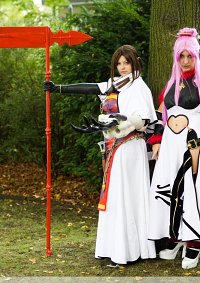Cosplay-Cover: Hillo