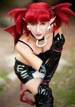 Cosplay-Cover: Etna