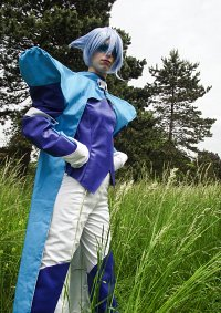 Cosplay-Cover: Wizard