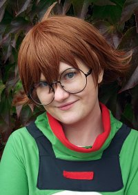 Cosplay-Cover: Pidge Gunderson
