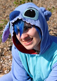 Cosplay-Cover: Stitch ~Kigurumi~