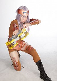 Cosplay-Cover: Isaac Clarke [Female]