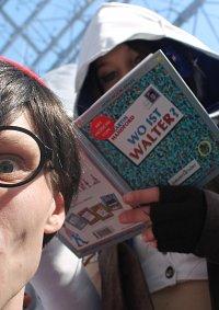 Cosplay-Cover: Walter / Waldo (Wo ist Walter?)