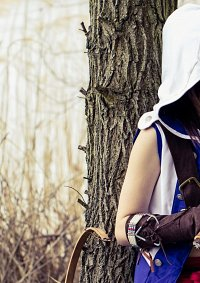 Cosplay-Cover: Connor Kenway [Ratohnhaké:ton] female