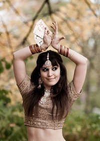 Cosplay-Cover: Parvati