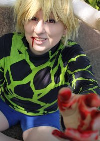 Cosplay-Cover: Dellinger (Kampffisch)