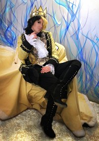 Cosplay-Cover: Bill Cipher [King]