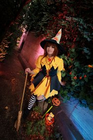 Cosplay-Cover: Sakura Kinomoto [Halloween]