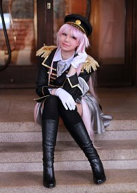 Cosplay-Cover: Neko *military Uniform*