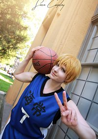 Cosplay-Cover: Kise Ryōta