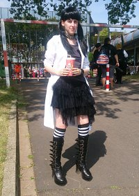 Cosplay-Cover: Abby Sciuto