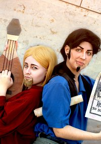Cosplay-Cover: Tulio