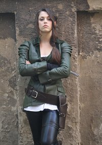 Cosplay-Cover: Gretel (Hansel and Gretel - Witchhunters)