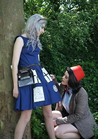 Cosplay-Cover: Female!11th Doctor