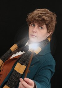 Cosplay-Cover: Newt Scamander