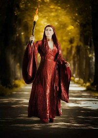 Cosplay-Cover: Lady Melisandre