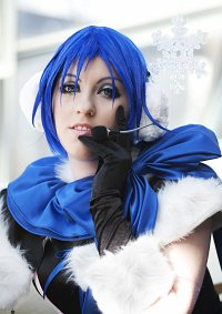 Cosplay-Cover: Kaiko [Snow Coat Version]