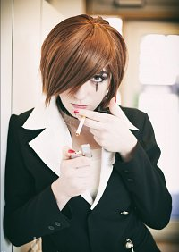 Cosplay-Cover: Meiko Sakine - Secret Police