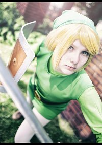 Cosplay-Cover: Link (Wind Waker)
