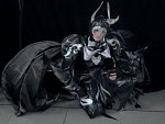 Cosplay-Cover: Rhadamanthys Wyvern