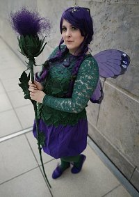Cosplay-Cover: Distel/ Thistle ~ Blumenfee