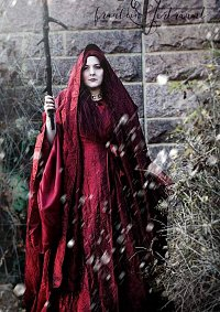 Cosplay-Cover: Melissandre