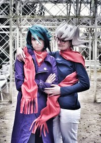 Cosplay-Cover: Reiji Akaba