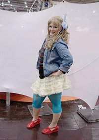 Cosplay-Cover: Robin Sparkles