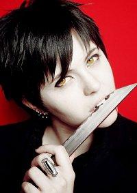 Cosplay-Cover: Vampir