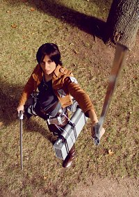Cosplay-Cover: Ymir [Trainee Squad]