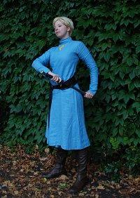 Cosplay-Cover: Brienne of Tarth (Purple Wedding)