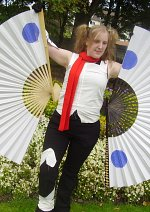 Cosplay-Cover: Temari [Anbu]