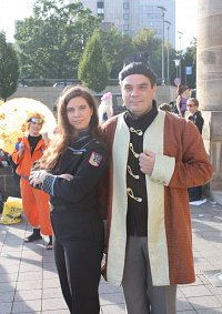Cosplay-Cover: Vir Kotto (Babylon5)