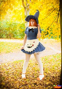 Cosplay-Cover: Asuka (Halloween)
