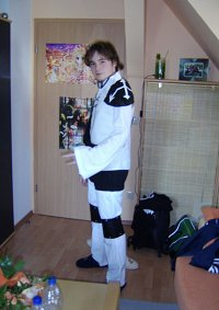 Cosplay-Cover: Black-winged Angel