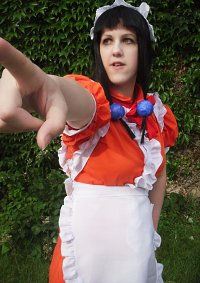 Cosplay-Cover: Maya Fey [Maid-Outfit]