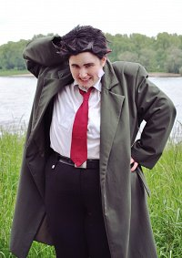 Cosplay-Cover: Dick Gumshoe