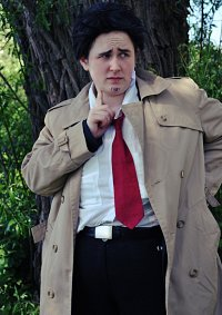Cosplay-Cover: Dick Gumshoe (young)