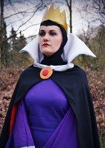 Cosplay-Cover: Grimhilde (die böse Königin)