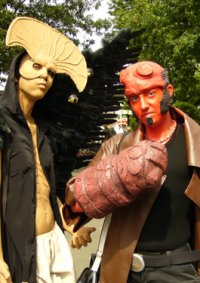 Cosplay-Cover: Hellboy