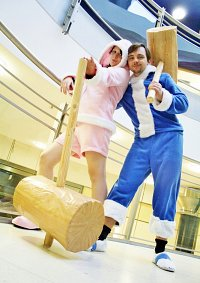 Cosplay-Cover: Ice Climber Pepe